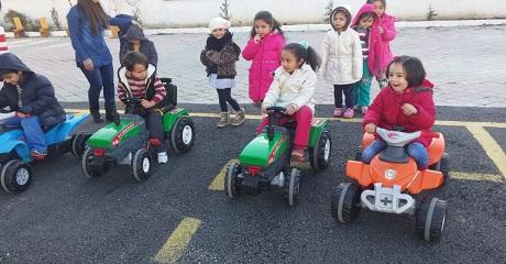 Trafik (Okul öncesi eğitim)