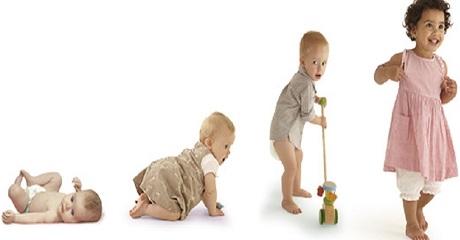 Çocuğun normal gelişimi ve gelişimin aşamaları