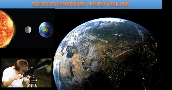 Gezegenimizi tanıyalım