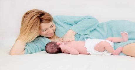 Emzirmede annede ortaya çıkan sorunlar ve Emzirmenin anneye faydaları