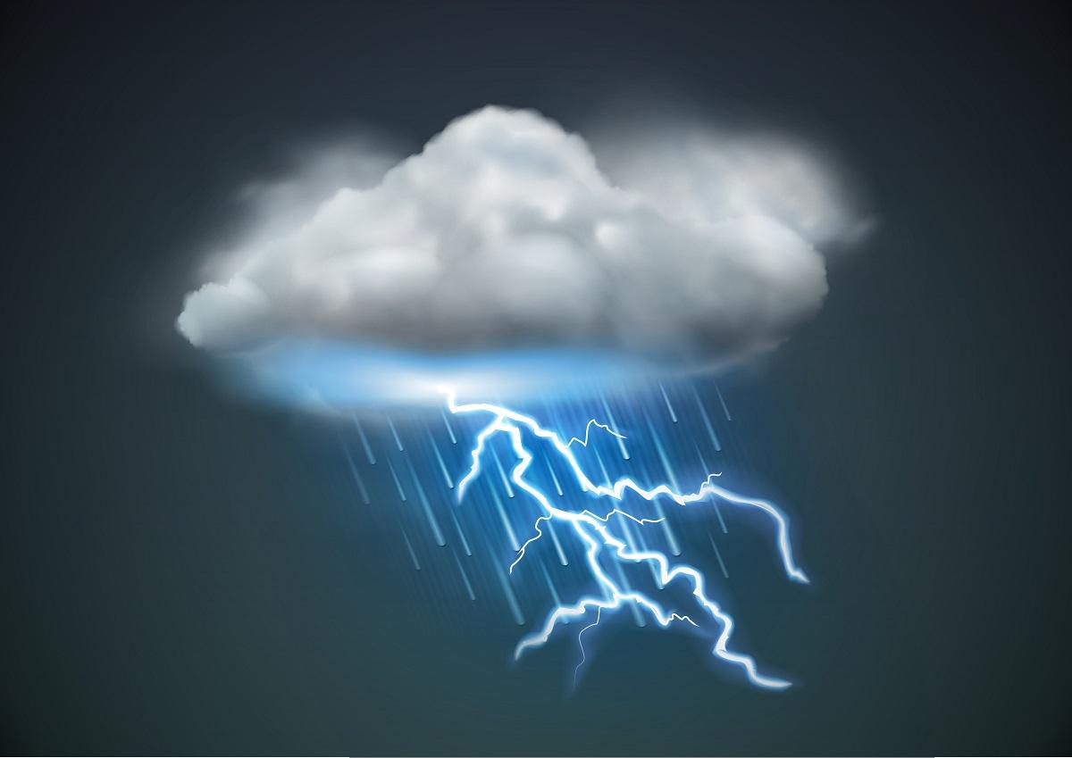 streak of lightning