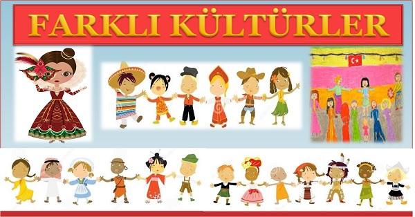 Farklı kültürler