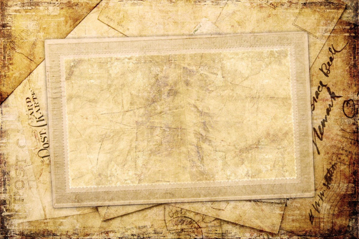 Framed background
