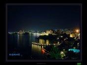 Türkiye den gece manzaraları