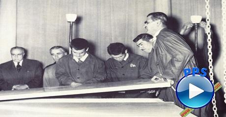 Atatürk'ün tabutunun açıldığı gün
