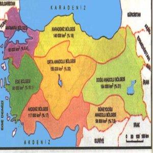Türkiye Bölgeler Coğrafyası