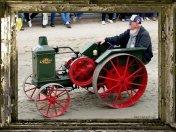 Antika Traktörler