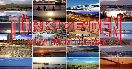 Türkiye'den harika yerler