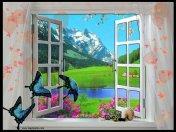 Doğaya açılan pencere