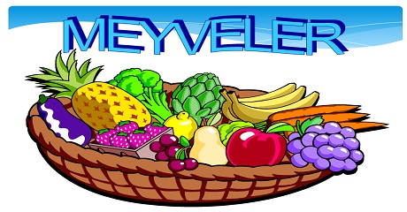 Meyveler - Okul öncesi eğitim