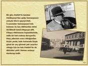 Atatürk den bir anı