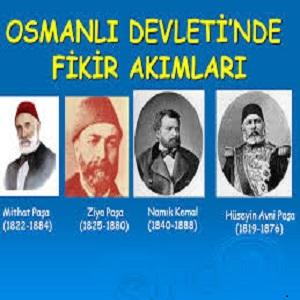 Osmanlı Devletinde Düşünce Akımları