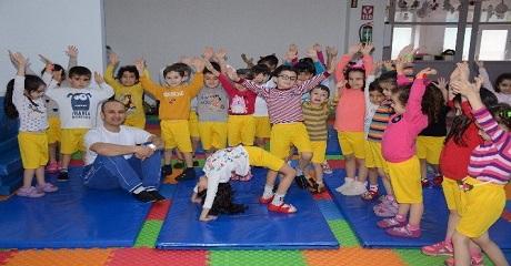 Spor (Okul öncesi eğitim)