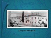 Antalya il slaytı