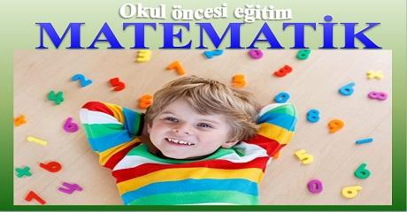 Matematik - Okul öncesi eğitim