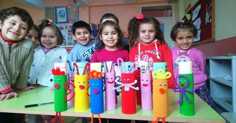 Renkler (Okul öncesi eğitim)