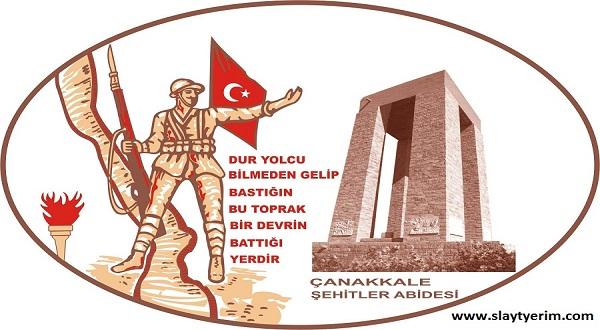 Çanakkale 18 Mart Şehitleri Anma Yıldönümü 2