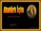 Atatürk için