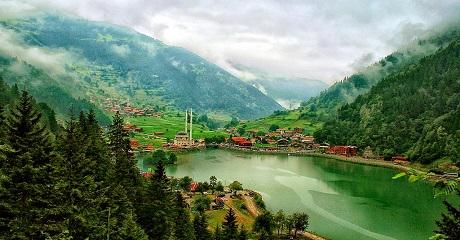 Uzungöl - Trabzon / Türkiye