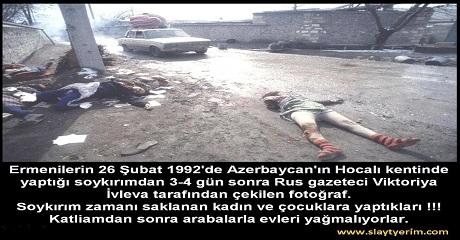 Hocali Katliamı 26 Şubat