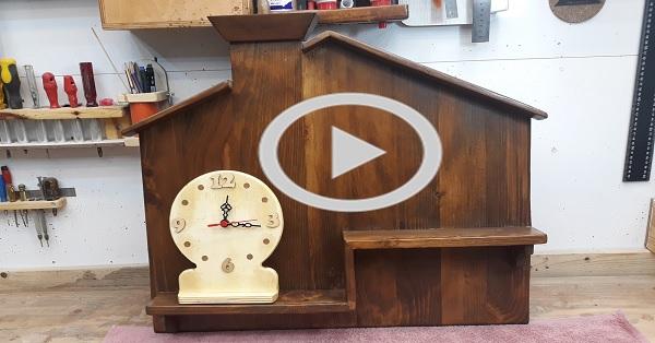 Hızlı ve pratik saat yapımı