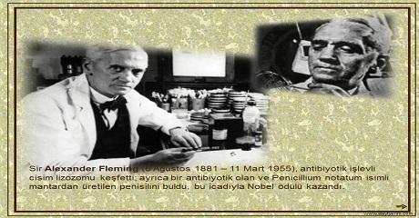 Fleming ilginç bir hayat