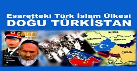 Esaretteki Türk İslam ülkesi Doğu Türkistan