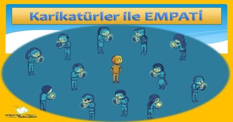Karikatürler ile empati