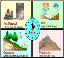Toprak oluşumu önemi ve yanlış arazi kullanımı