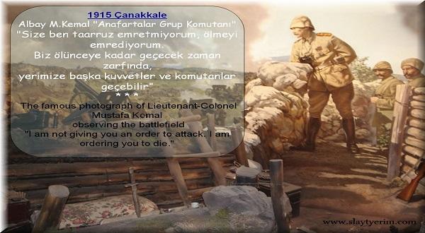 Çanakkale 18 Mart Şehitleri Anma Yıldönümü
