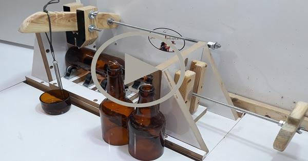Cam şişe kesme aleti yapımı - KENDİN YAP