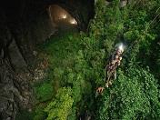 Vietnam daki müthiş mağara