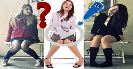 Kadınların oturuş şekillerine göre kişilikleri