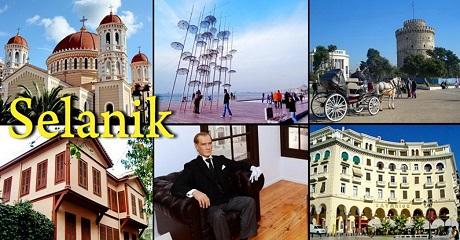 Batıya erken açılan kent Selanik