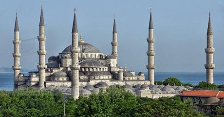 Sultan Ahmet Cami 2