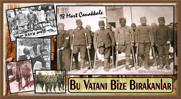 Çanakkale 18 Mart Şehitleri Anma Yıldönümü 7