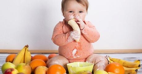 Bebeklik çağında beslenme
