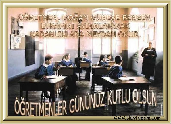 Öğretmenler günü 02