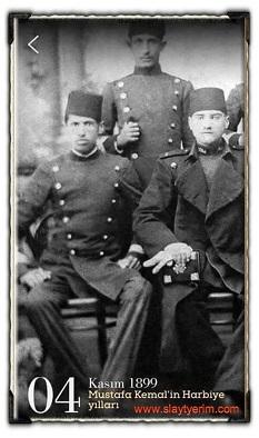 Atatürk 1899