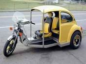 Efsane Arabadan ilginç tasarımlar