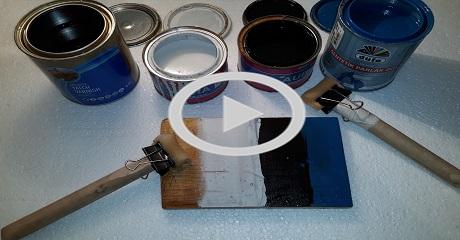 Kurumayan eskimeyen boya fırçası - Kendin yap