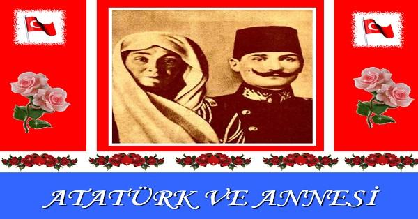 Atatürk ve Annesi