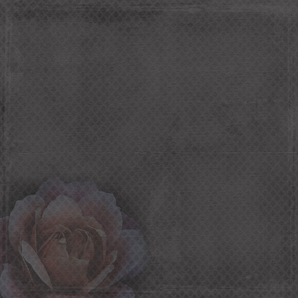 Rose Patterned Background