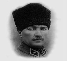 Resimlerde Atatürk