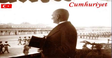 Cumhuriyet ve Atatürk