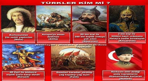 Türkler Kimdir