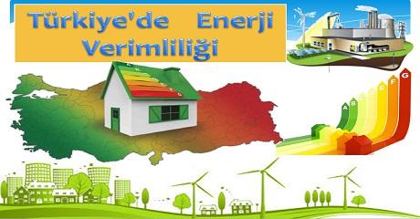 Türkiye de enerji verimliliği