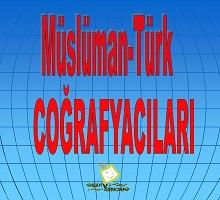 Müslüman Türk Coğrafyacılar