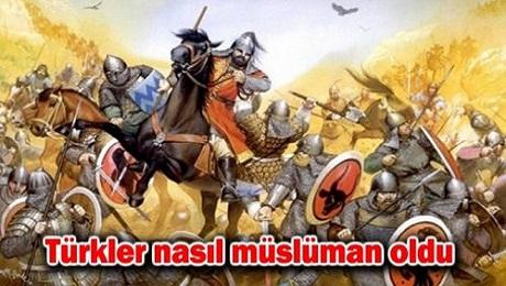 Türklerin İslamiyeti Kabulu