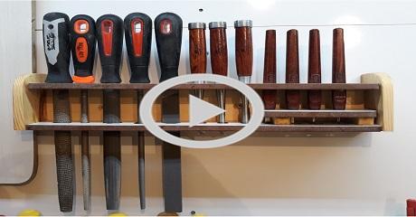 El aletleri askı aparatı yapımı - Kendin Yap
